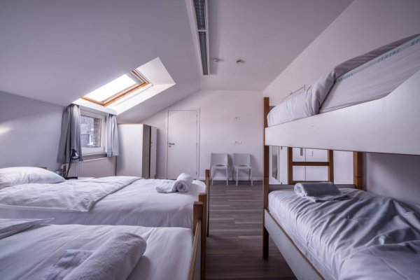 3 Fontaines Youth Hostel, Bruksela