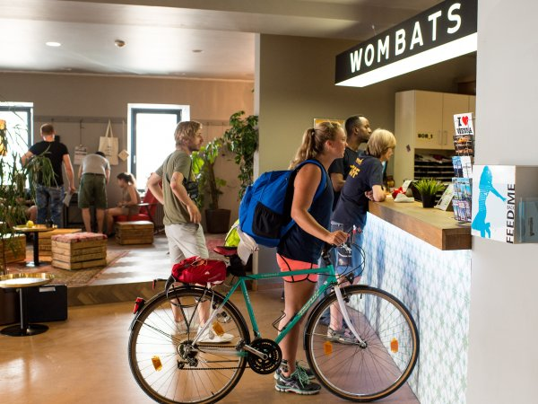 Wombat's CITY Hostels Vienna – the NASCHMARKT, Виена