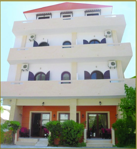 Hotel Georgia, Kreeta - Heraklion