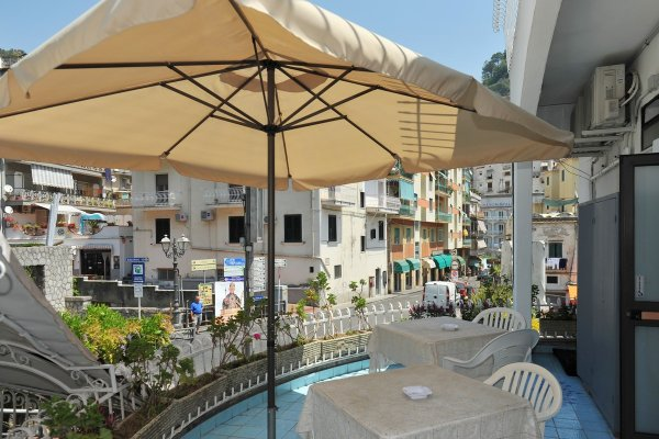 Hotel Europa Minori, Amalfi