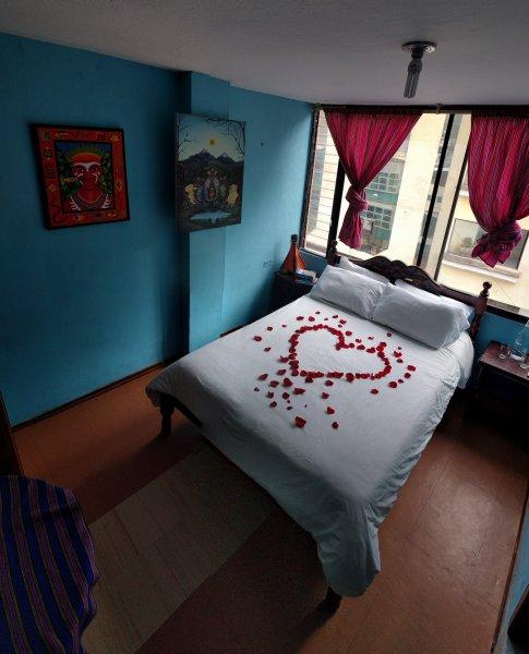 Erupcion Art Hotel & Hostel, Baños