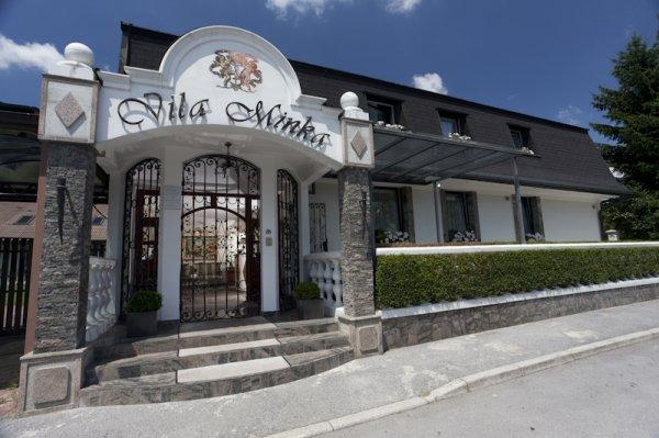 Vila Minka, Ljubljana