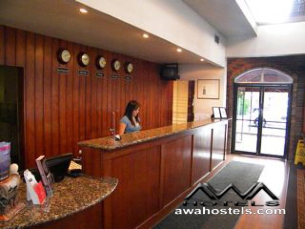 AWA Hostel Royal Garden, Salt Lake City