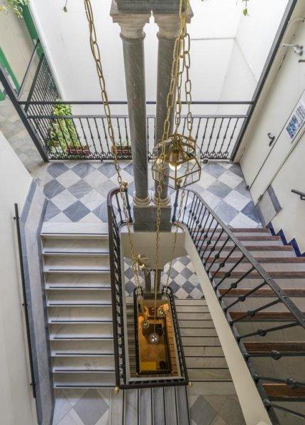 Oasis Backpackers' Palace Seville, Sevilija