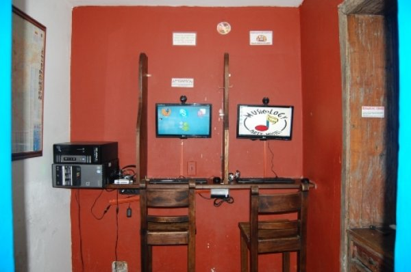 Musicology hostel, Bogotá