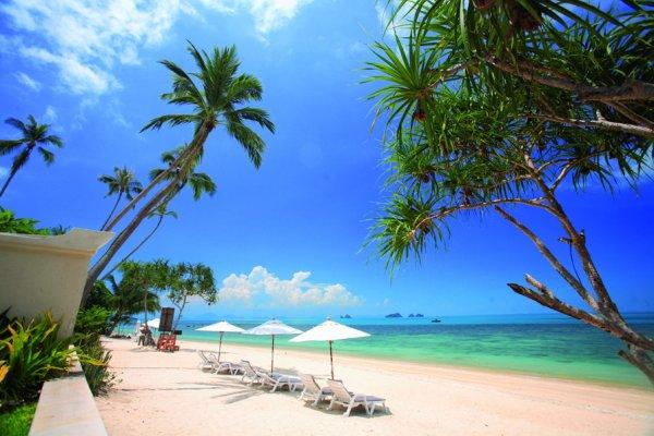 The Sunset Beach Resort and Spa Taling Ngam, Koh Samui Island