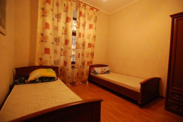 Resident Happiness Hostel, Kyjev