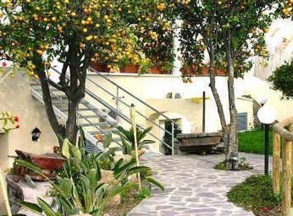 Villa Giusto, イスキア島