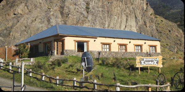 HOSTERIA KOONEK, El Chaltén