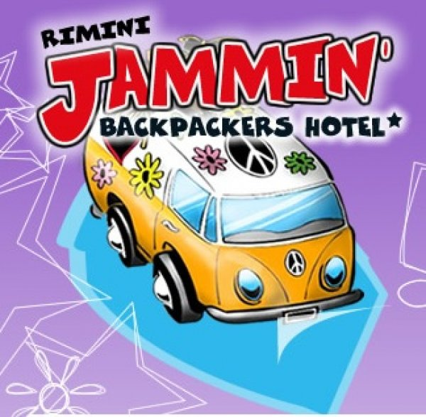 Jammin' Rimini Backpackers Hotel, Rimini