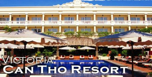VICTORIA CAN THO RESORT, Can Tho