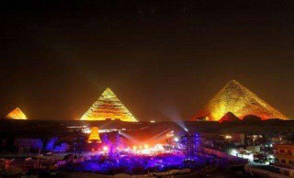 Pyramids view inn, Giza
