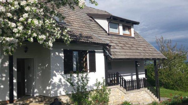 House Poljanak, Plitvice Lakes