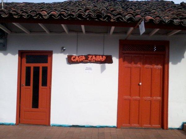 Casa Zabad, Los Santos