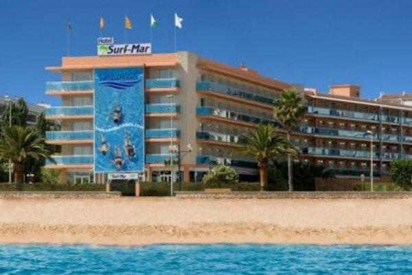 Hotel Surf Mar, 르롤렛 데 마르