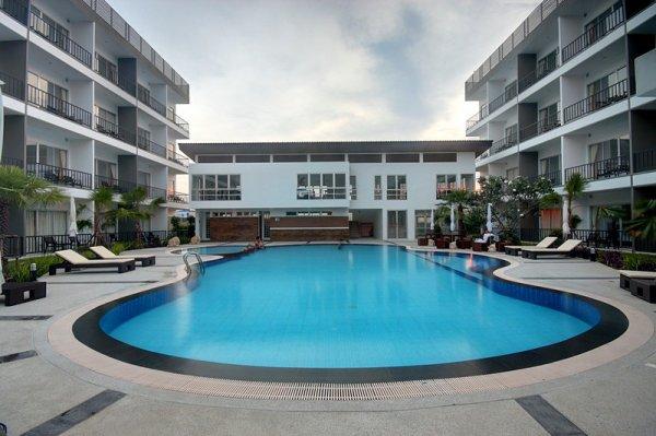 BS Premier Airport Hotel, Suvarnabhumi International Airport (BKK)