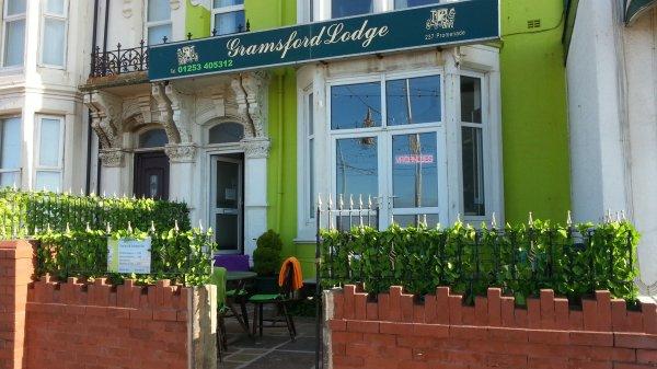 Gramsford Lodge, 布莱克浦(Blackpool)