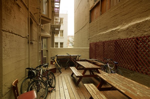 Amsterdam San Francisco Hostel, San Francisco