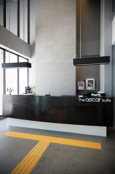 The Gunsan Oscar suite Hotel, Gunsan city