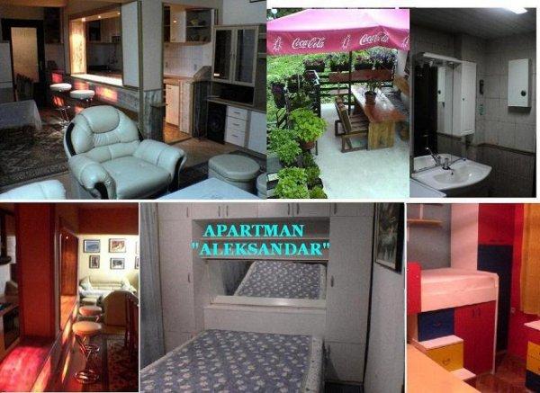 Apartman 'Aleksandar'***, Ohrid