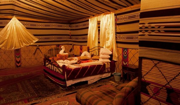 Captain's Desert Camp Wadi Rum, Wadi Rum