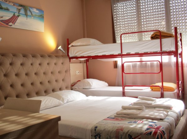 Hotel and Hostel Colombo For Backpackers, Velence
