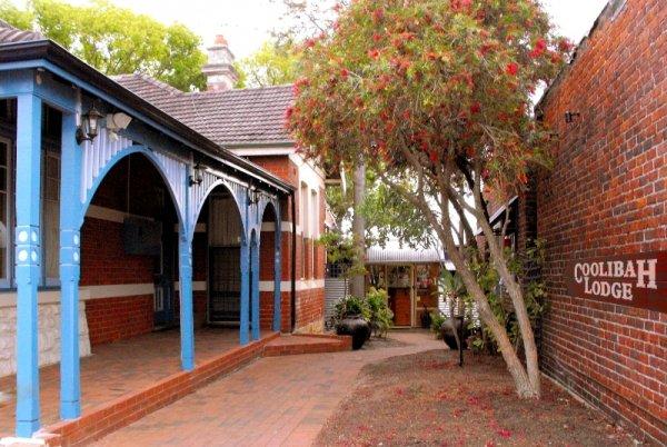 Coolibah Lodge, Perth