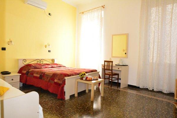 Balbi Family Hotel, Genoa