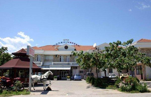 Lovcen Hotel, Podgorica