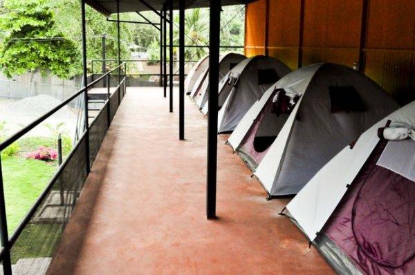 National Park Backpackers Manuel Antonio, Manuel Antonio