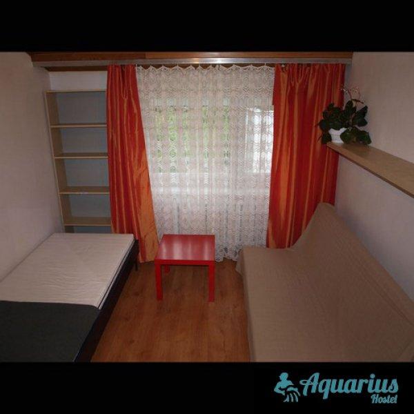Aquarius hostel, Sopot