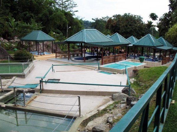 Poring Hot Spring and Nature Reserve, Kota Kinabalu