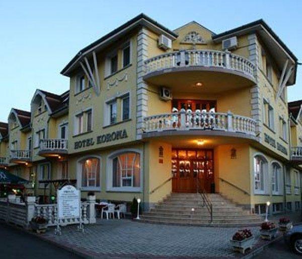 Korona Hotel, Hajdúszoboszló