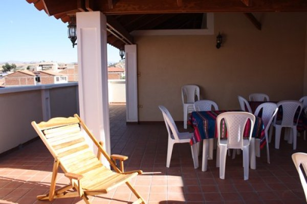 Gringo's Rincón Hostel, Sucre