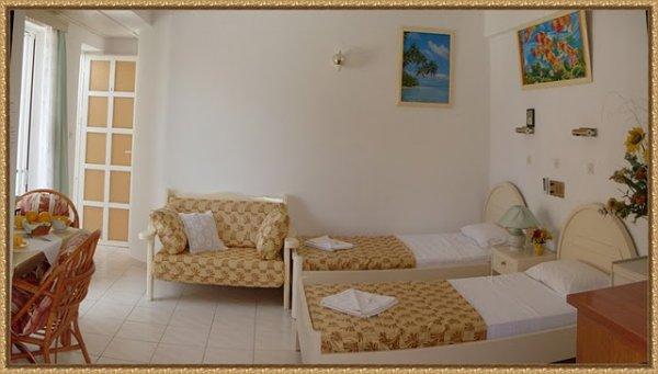 Evli Apartments, Крит - Ретимно