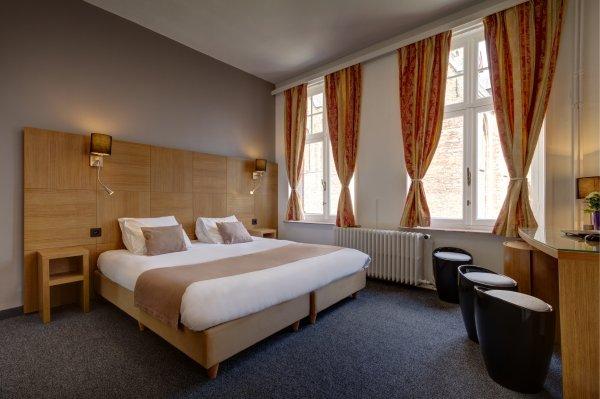 Hotel Jacobs Brugge, Bruges