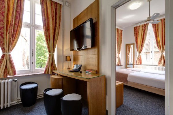 Hotel Jacobs Brugge, 브뤼헤
