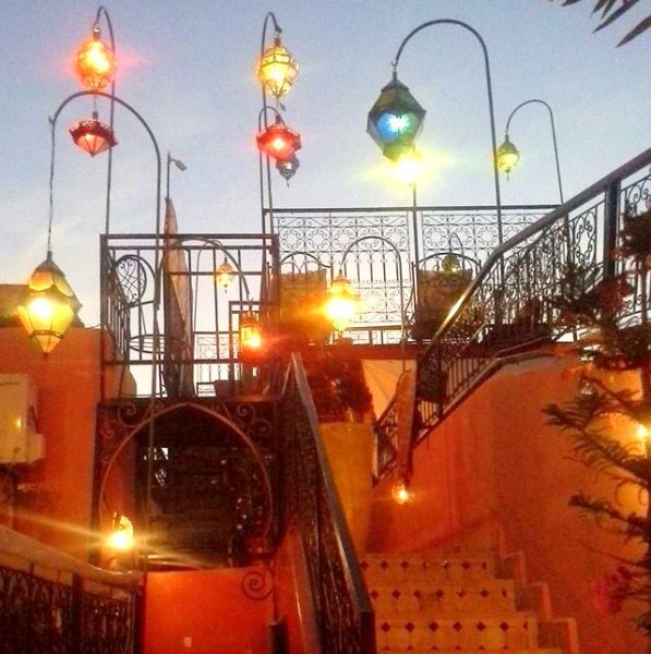 Riad Layla Rouge, Marrakech