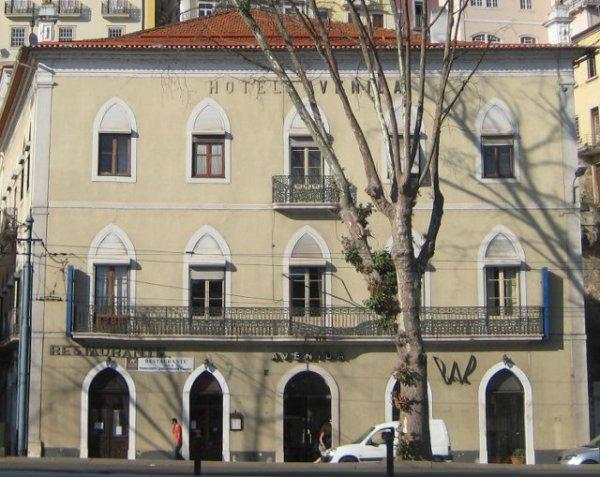 Hotel Avenida Coimbra, Coimbra