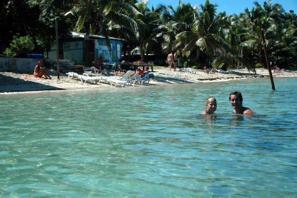 Ratu Kini Dive Resort, Mana Island