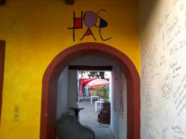 Hostal los amigos Oaxaca, 오악사카