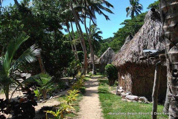 Waisalima Beach Resort and Dive Centre, Kadavu Island
