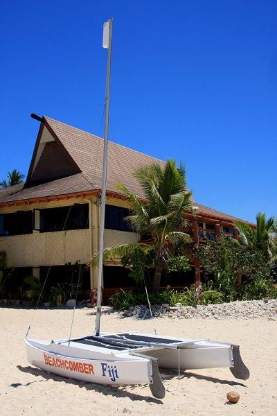 Beachcomber Island Resort, Beachcomber Island