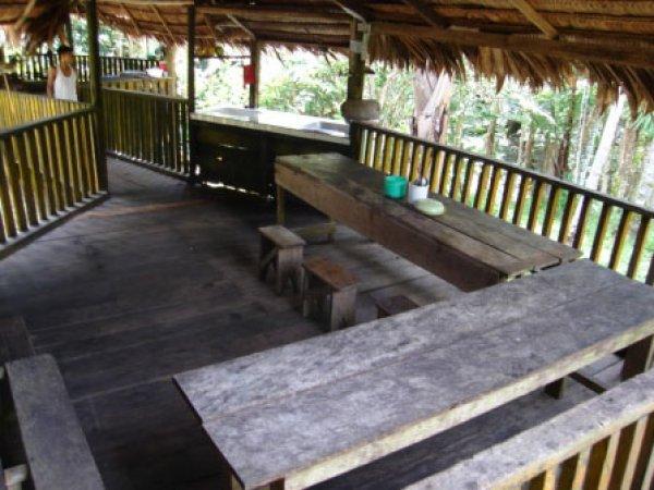 Canangucho - Agape, Reserva natural, Leticia
