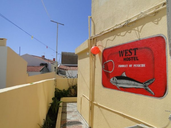 West Hostel, Peniche