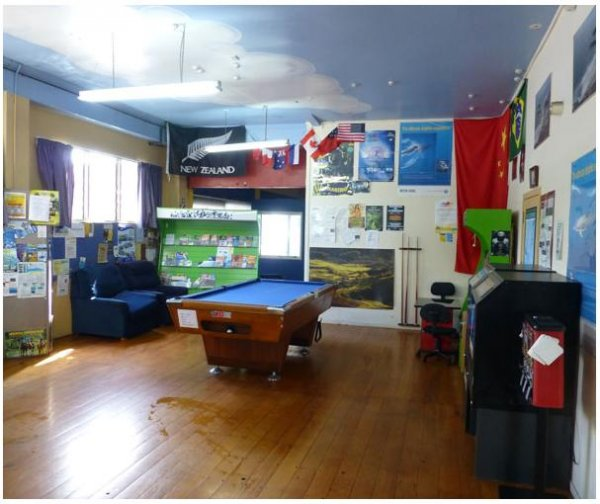 Tauranga Central Backpackers, 陶蘭加