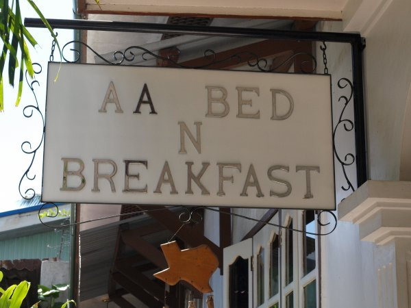 Aa Traveller's Room from Aa Bed N Breakfast, Zamboanga