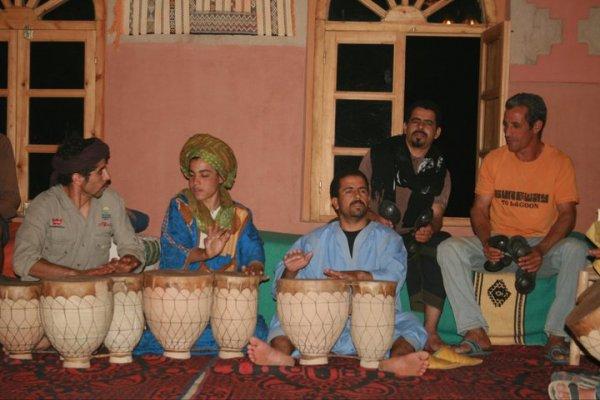 Kasbah Azalay Merzouga, Merzouga