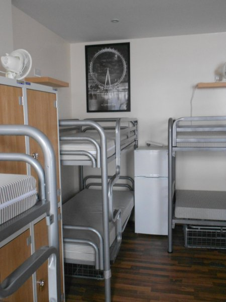 All Star Hostel, Londra