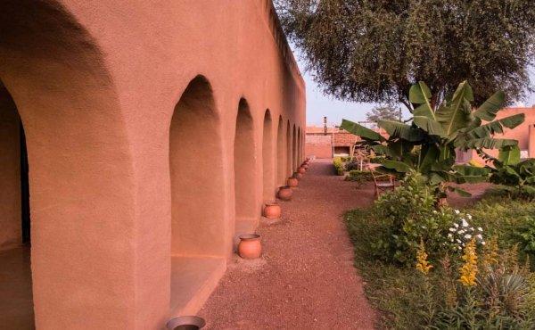 Grand Calao, Ouagadougou